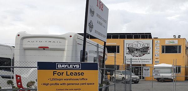 SFNZ Waterloo Rd Premises sold March 202
