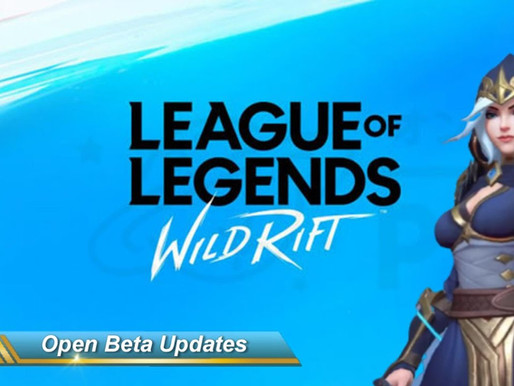 Wild Rift's Open Beta is here!