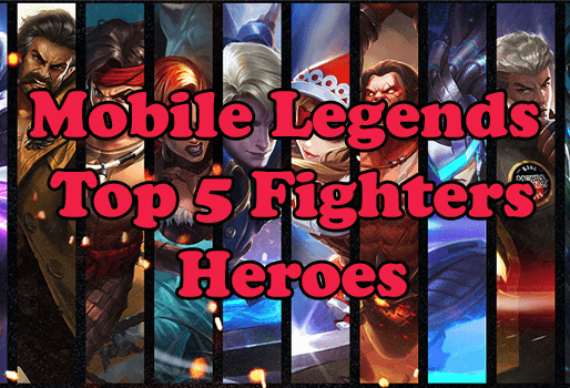 Top 5 Best Fighter Heroes in Mobile Legends - Sept 2020
