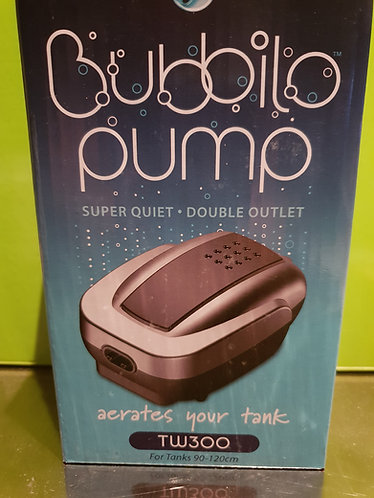 Blue planet double air pump tw300