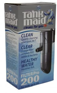 Tank maid internal filter pro 200