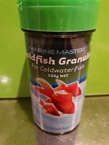 gold fish 100g granules