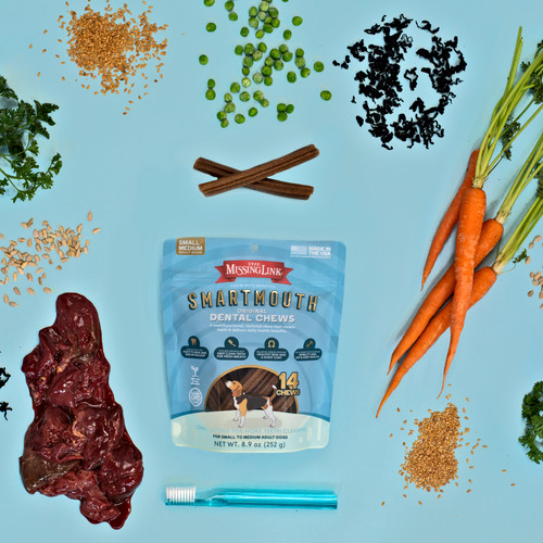 Smartmouth ingredients