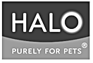 Halo Purely for Pets log