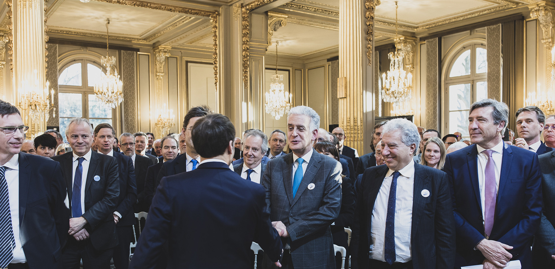 © Présidence de la République France - Photo destinée à un usage interne, pas de diffusion à la presse, ni d'usage commercial.