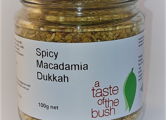 Spicy Macadamia Dukkah