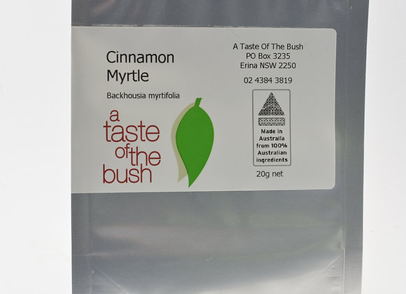 Cinnamon Myrtle