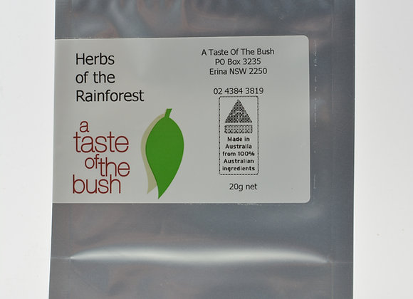 Herbs of the Rainforest