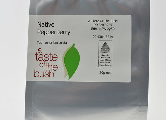 Native Pepperberries