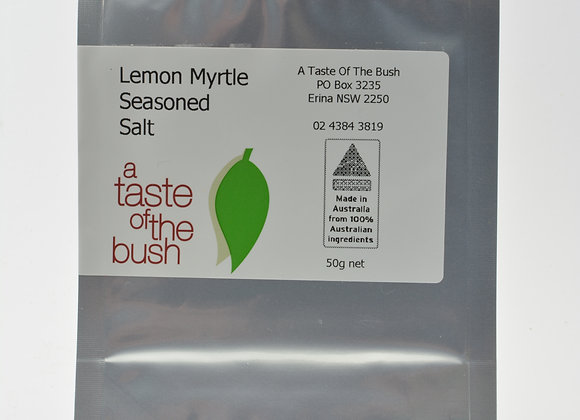Lemon Myrtle Seasoned Salt