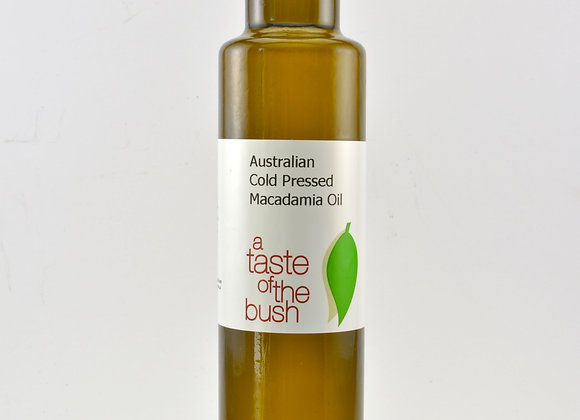 Australian Cold Pressed Macadamia Oil