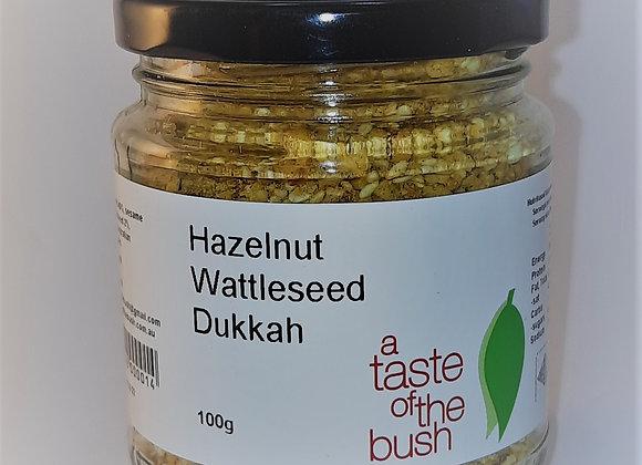 Hazelnut Wattleseed Dukkah