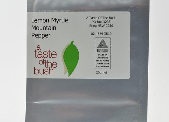 Lemon Myrtle Mountain Pepper