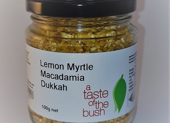 Lemon Myrtle Dukkah