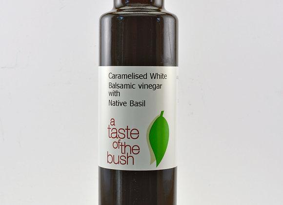 Native Basil White Balsamic Vinegar