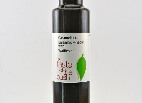 Caramelised Balsamic Vinegar infused Wattleseed 250mL