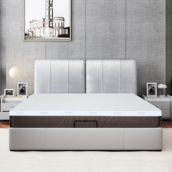 Ice Memory Foam Mattress Topper