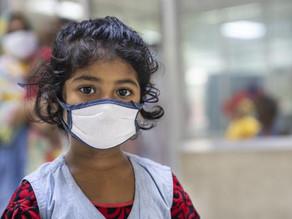 18 children tested positive for Corona in ManKhurd Children's Home, Mumbai