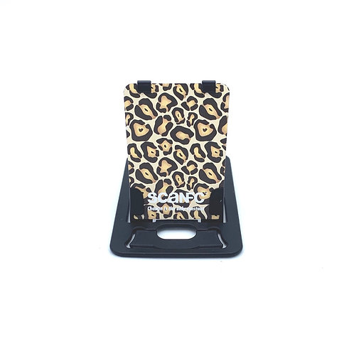 Magic Stand Leopard ( Black / White )