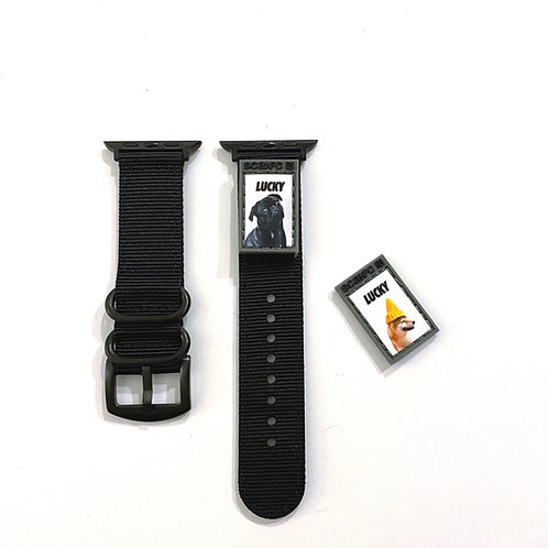 Patech mini set with watch band (Lucky)