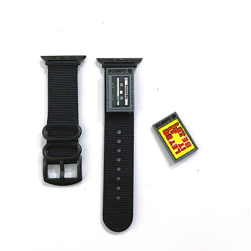 Patech mini with watch band    (Let it be)