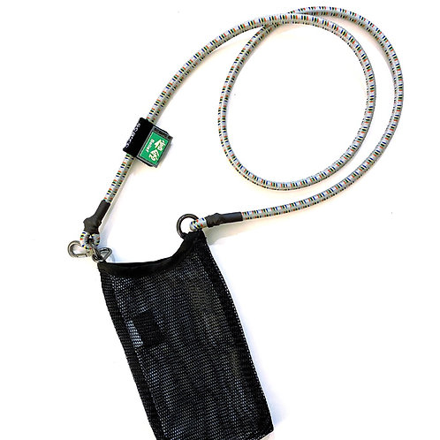 SCANFC BUNGEE STRAP WITH NET BAG (Belief信念)