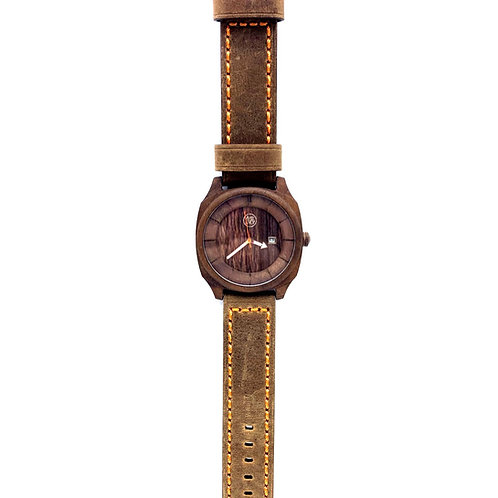 CoolPop x 木表Wooden watch (wood)