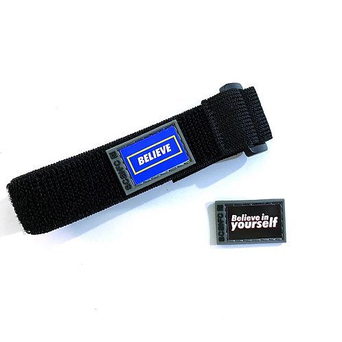 Patech mini waistband (Believe)