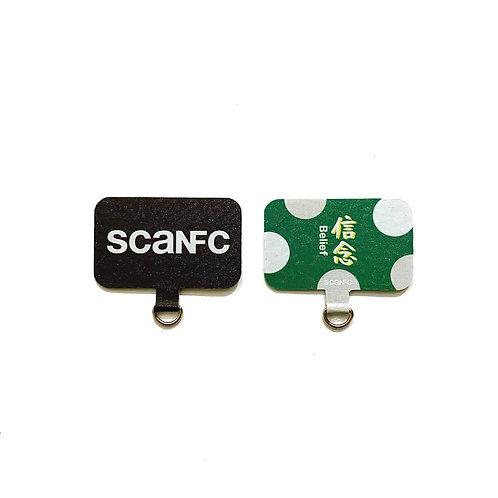 Mobile phone tag (Belief信念)