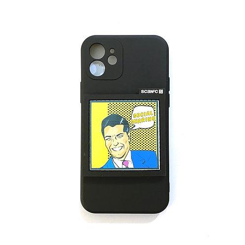 iPhone case #socialsharing (Comic)