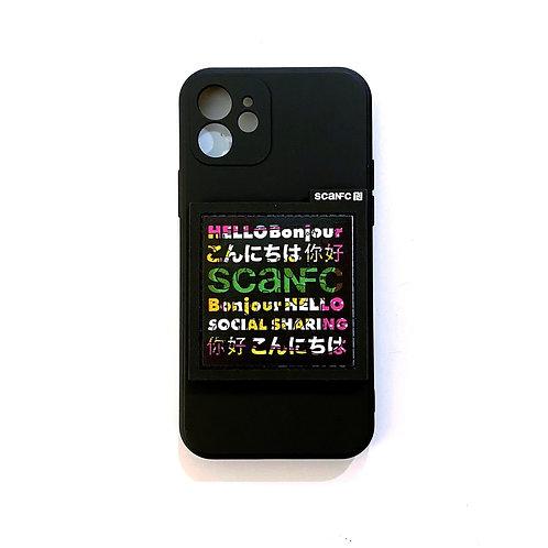iPhone case #socialsharing (Bonjour)