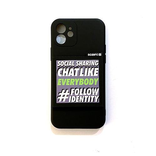 iPhone case #socialsharing (everybody)