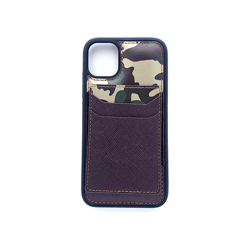 Camo tap iPhone 11 fashion case set