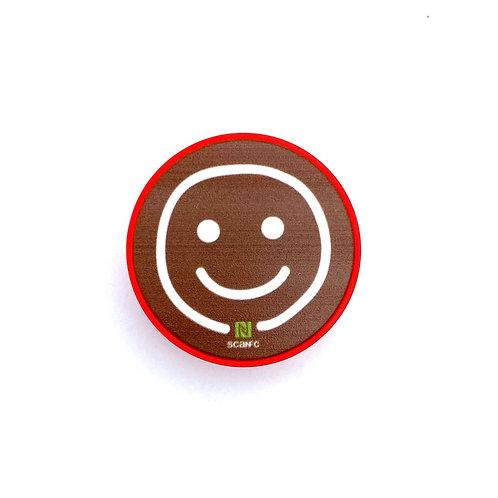 Smart Phone Grip (Smiley)