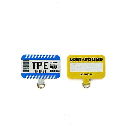 Mobile Phone Tag (TPE/Lost&Found)