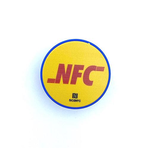 Smart phone grip (NFC Scanfc)