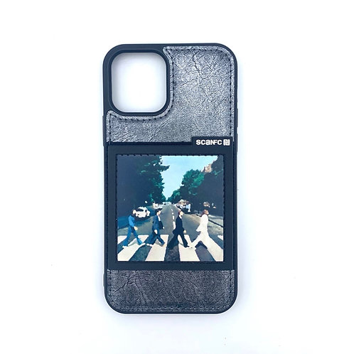 iPhone 12/12 Pro case with magic patch(Album)