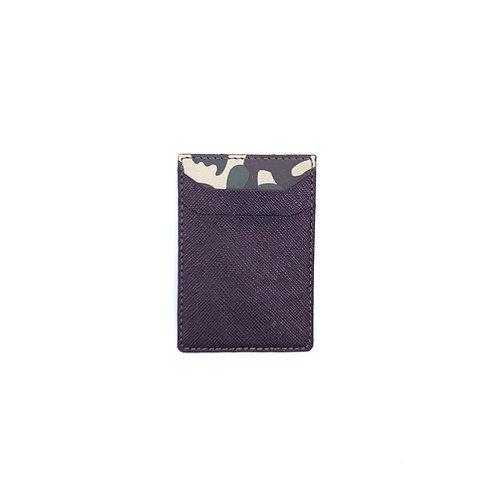 Detachable card case camouflage
