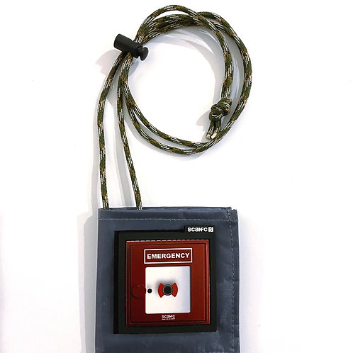 Pouch with smart Patech (Emergency)