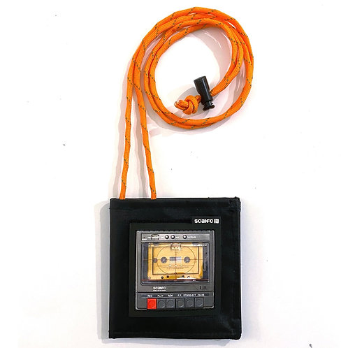 Pouch with smart Patech(Cassette)