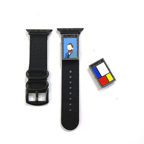 Patech mini with watch band(Art wall)