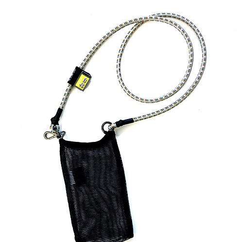 SCANFC BUNGEE STRAP WITH NET BAG(Confident自信)