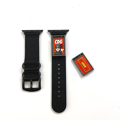 Patech mini with watch band(Love)