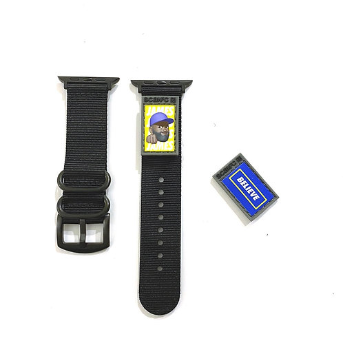 Patech mini with watch band(Believe)