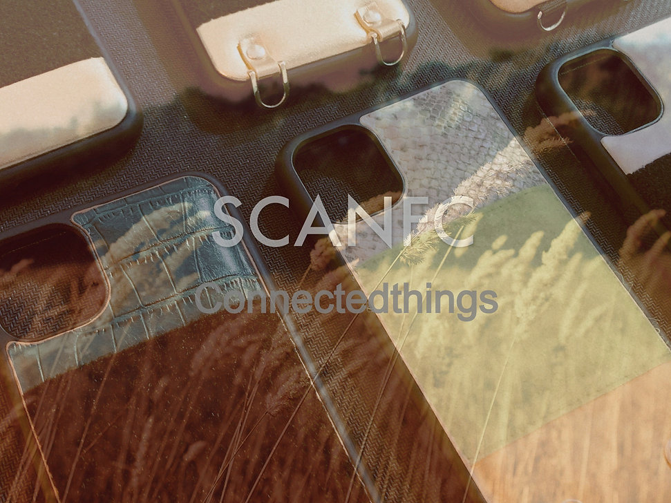 SCANFC connectedthings