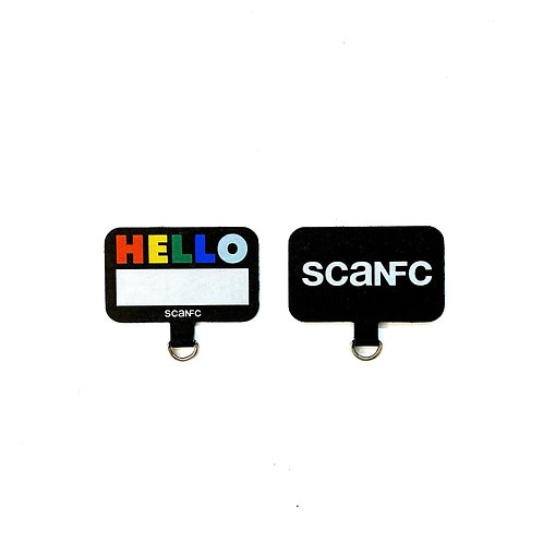 Mobile phone Tag(HELLO/SCANFC)