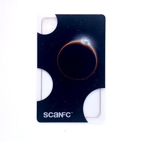 Light up Magic card