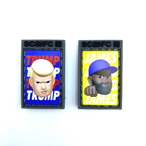 Patech™️ Mini set (Personalised)