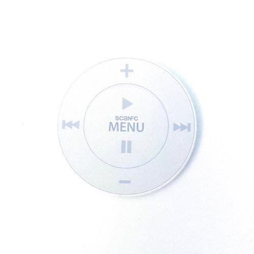 Printed control panel absorbent diatomite Coaster