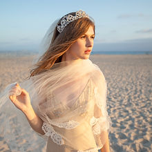 Coronado Beach Bride